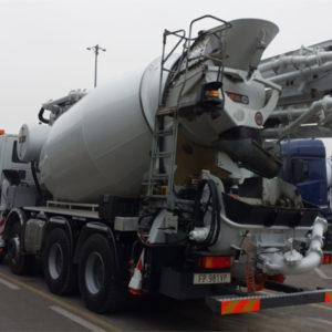 astra hd  cv  euro  allestimento betonpompa cifa magnum mk  l