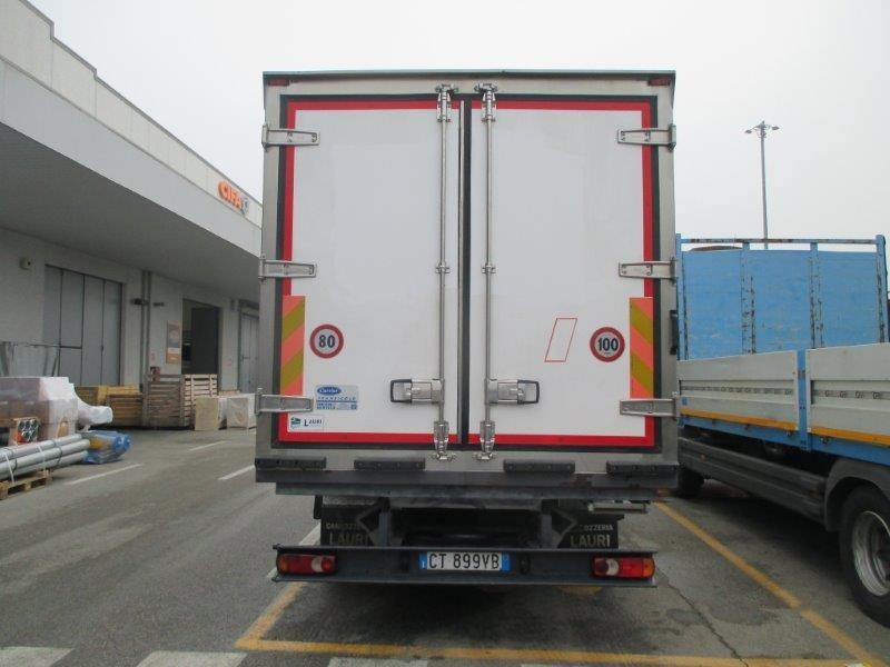 autocarro renault  cdi allestimento furgonatura isotermica lauri lmf