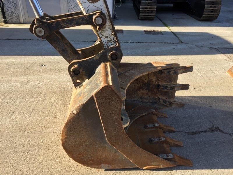 escavatore idraulico bobcat e
