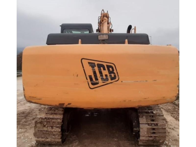 escavatore idraulico jcb js  n