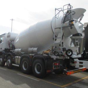 nuovo mercedes arocs   b cv  euro  allestimento betoniera cifa ry  d