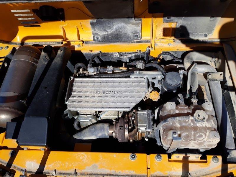 escavatore idraulico jcb js  nlcf