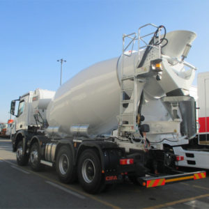 nuovo di fabbrica mercedes arocs  b cv  euro  allestimento betoniera cifa ry  d