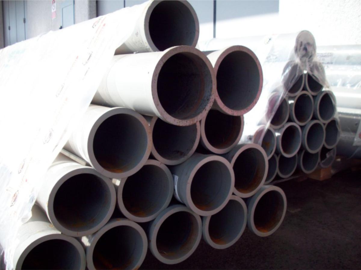 tubazioni in ferro